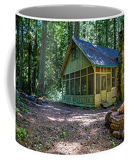 Sparsely Peppering The Landscape Coffee Mug