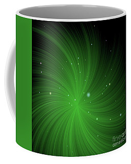Spiral Coffee Mug by Michal Boubin