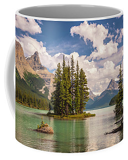 Coffee Mug featuring the photograph Spirit Island by Mark Mille