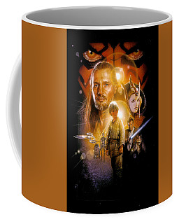 Star Wars Episode I - The Phantom Menace 1999 Coffee Mug