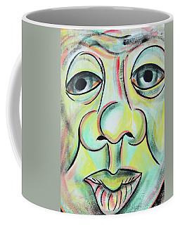 Street Art Coffee Mug by Beto Machado