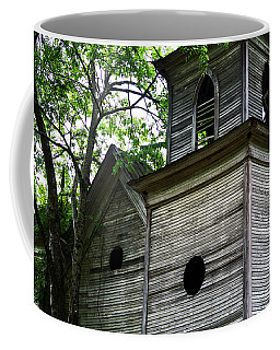 The Abandoned Church Coffee Mug