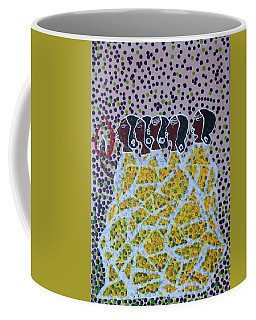 The Five Wise Virgins Coffee Mug