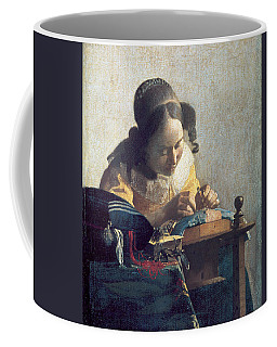 The Lacemaker Coffee Mug