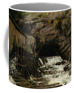 The Source Of The Loue Coffee Mug
