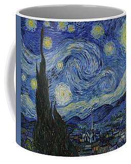 The Starry Night Coffee Mug