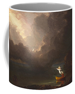 The Voyage Of Life Old Age Coffee Mug