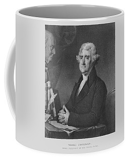 Thomas Jefferson Coffee Mug