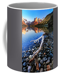 Torres Del Paine 001 Coffee Mug