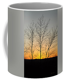 3 Trees Coffee Mug