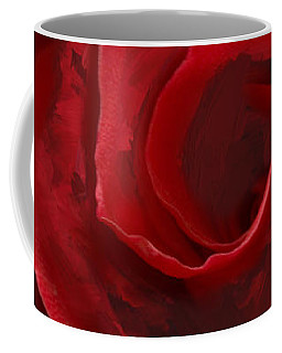 Unfurling Beauty I Coffee Mug