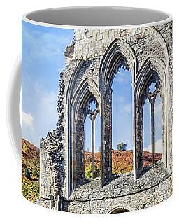 Valle Crucis Abbey Coffee Mug