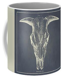 Vintage Ox Head Coffee Mug
