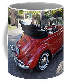Volkswagen Beetle Coffee Mug