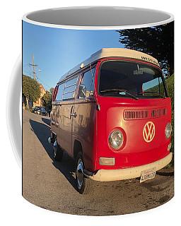 Volkswagen Bus T2 Westfalia Coffee Mug