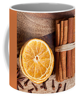 Winter Spices Coffee Mug