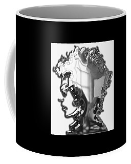 Bob Dylan Collection Coffee Mug by Marvin Blaine