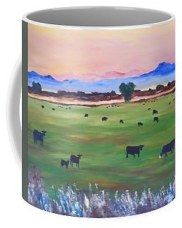 #30 Waking Up Coffee Mug