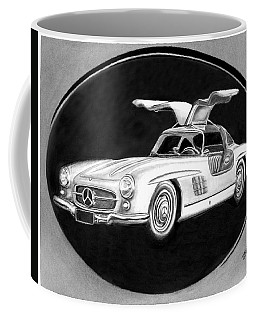 300 Sl Gullwing Coffee Mug