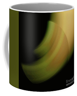 Coffee Mug featuring the digital art 3000 2017 by John Krakora