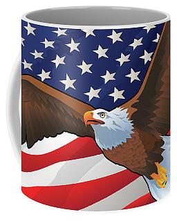 30x18-holidaycrab-mat-rvs Coffee Mug