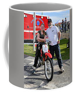 Junior Drag Racing March 2017 Coffee Mug
