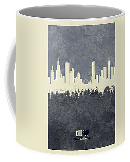 Chicago Illinois Skyline Coffee Mug
