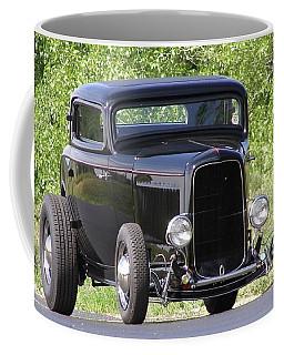 32 Three Window Classic  Coffee Mug