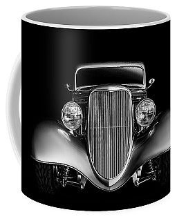 Coffee Mug featuring the digital art '33 Ford Hotrod by Douglas Pittman