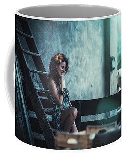 Coffee Mug featuring the photograph ... by Traven Milovich
