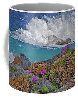 34- Beauty And Power Coffee Mug by Joseph Keane