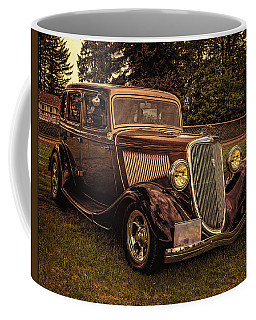 Cool 34 Ford Four Door Sedan Coffee Mug