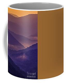 Allegheny Mountain Sunrise Two Coffee Mug