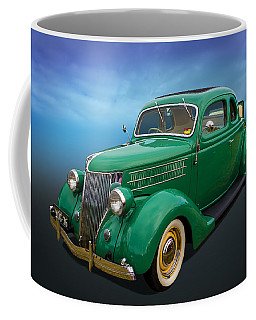 36 Ford Coffee Mug by Keith Hawley