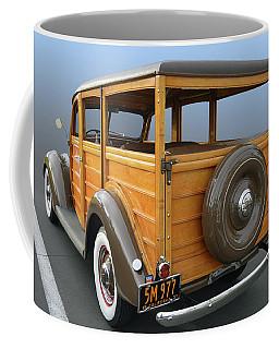 37 Ford Woody Coffee Mug