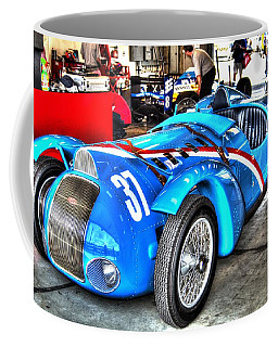 Delahaye Fast From The Front Coffee Mug by Josh Williams