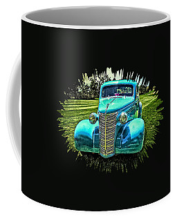 38 Chevrolet Classic Automobile Coffee Mug