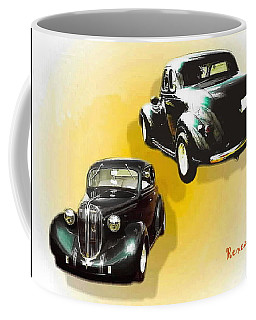 '38 Plymouth Coffee Mug