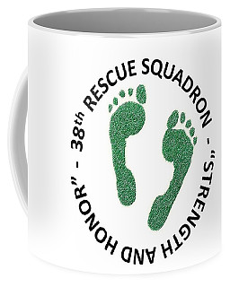 38th Rescue Squadron Coffee Mug