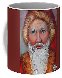3d Santa Coffee Mug