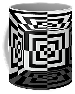 Coffee Mug featuring the photograph 3Dw by Mike McGlothlen