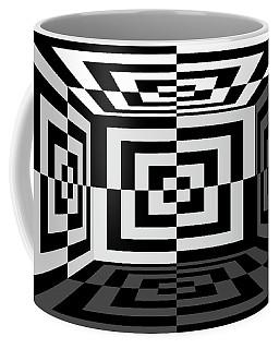 3Dw Coffee Mug by Mike McGlothlen
