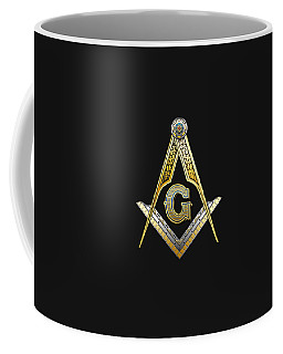 3rd Degree Mason - Master Mason Masonic Jewel  Coffee Mug