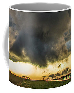 Coffee Mug featuring the photograph 3rd Storm Chase Of 2018 050 by NebraskaSC