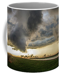 Coffee Mug featuring the photograph 3rd Storm Chase Of 2018 051 by NebraskaSC
