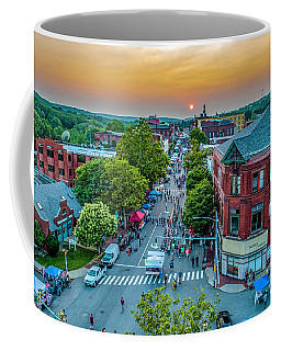 3rd Thursday Sunset Coffee Mug