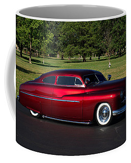 1951 Mercury Low Rider Coffee Mug by Tim McCullough
