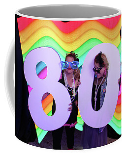 80's Dance Party At Sterling Event Center Coffee Mug