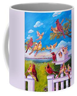 A Happy Family Coffee Mug