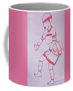 Adowa Dance Ghana Coffee Mug